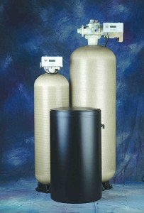 Commercial Water Softener and Filter